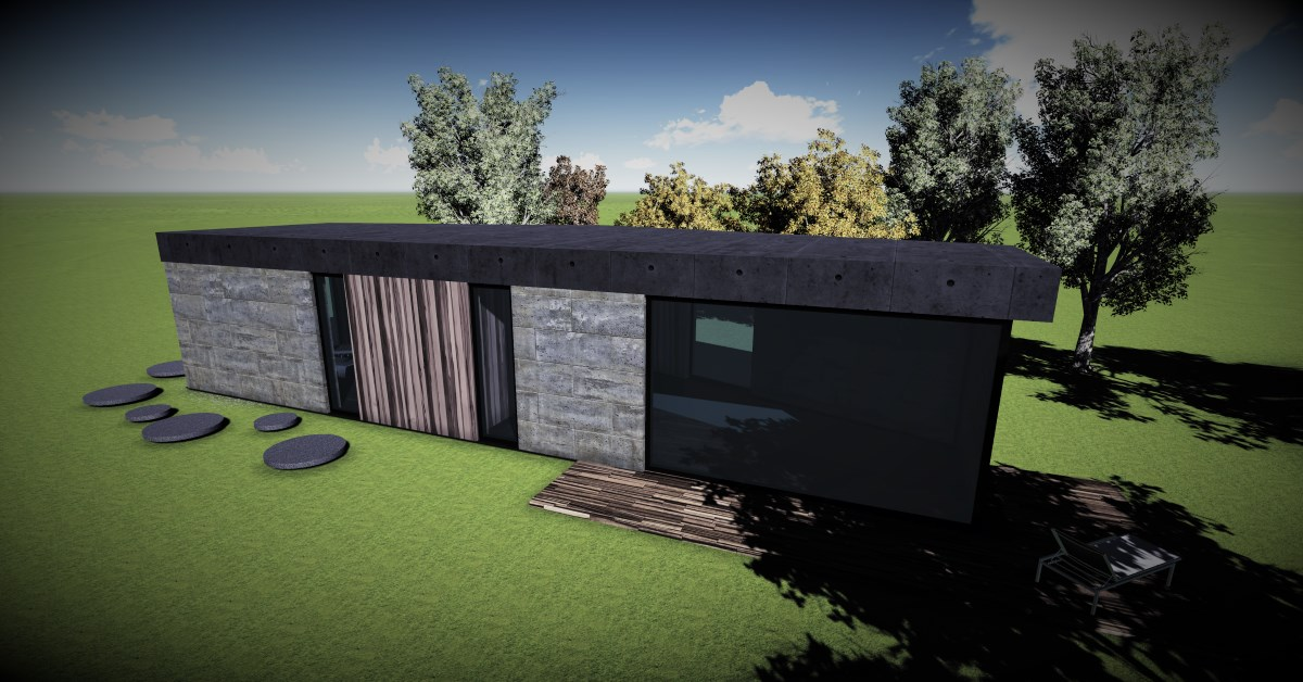 grad-architecture-extension TF-pool-house